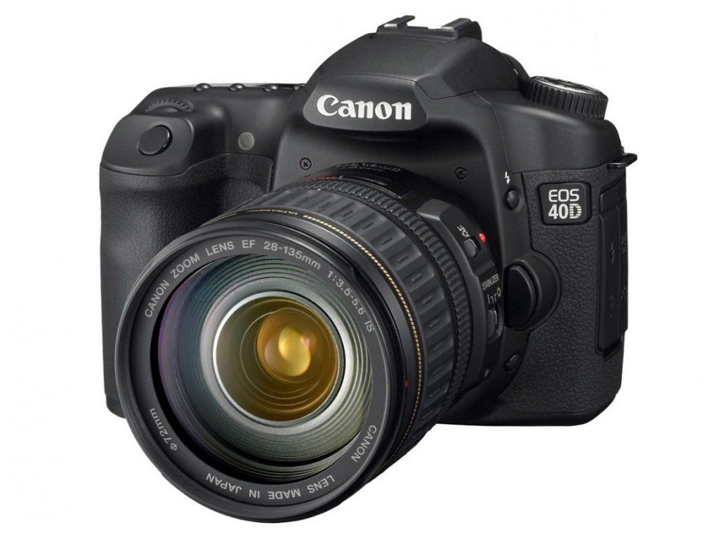 7abf216fa6 Tükörreflexes digitális fényképezőgép Canon EOS 40D ...